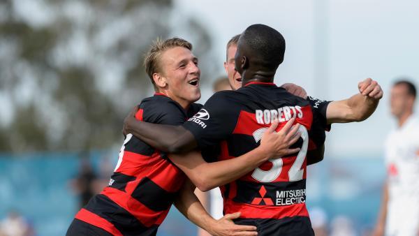 John Roberts Western Sydney Wanderers