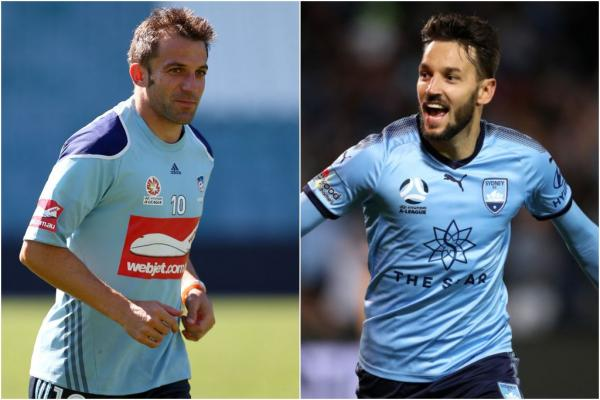Alessandro Del Piero and Milos Ninkovic: who's best?