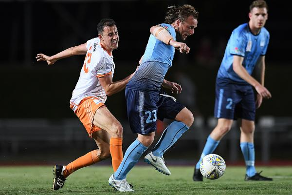 Grant overcomes 12-month mental battle in FFA Cup night to savour