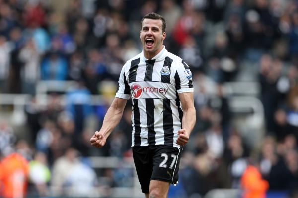 Steven Taylor, Newcastle United