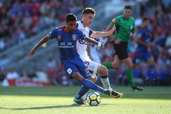 Vargas targeting FFA Cup redemption against Melbourne City