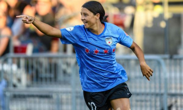 Sam Kerr Chicago