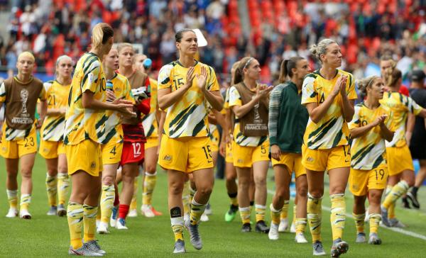 Matildas full-time v Italy