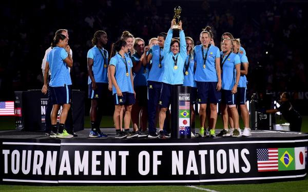 Matildas Tournament of Nations