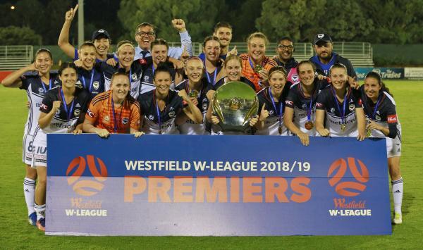 Melbourne Victory's Westfield W-League 2019/20 Season Draw