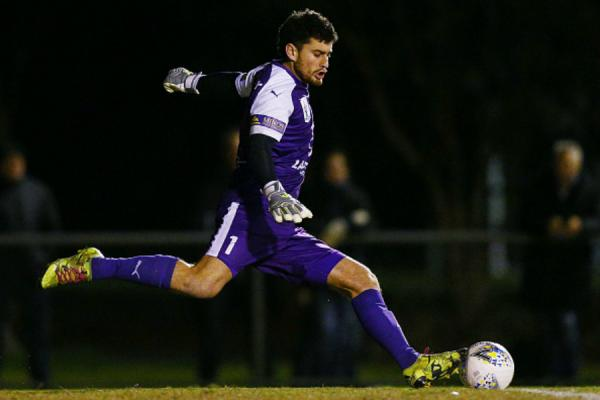 How Bentleigh Greens' star bested his Premier League hero