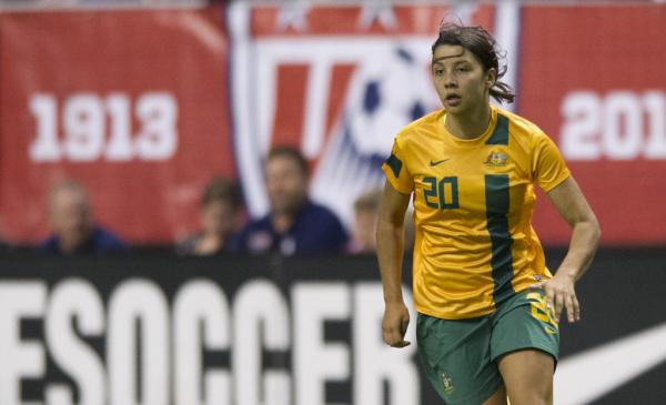 World Cup Countdown_20 days to go_Sam Kerr