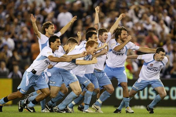 Sydney FC 2010 Grand Final