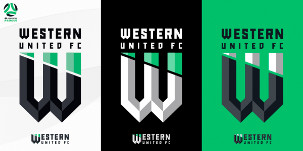 Western United FC new logo