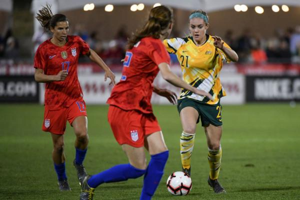 Ellie Carpenter Australia World Cup squad 2019