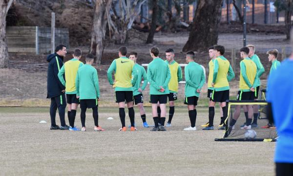 Young Socceroos