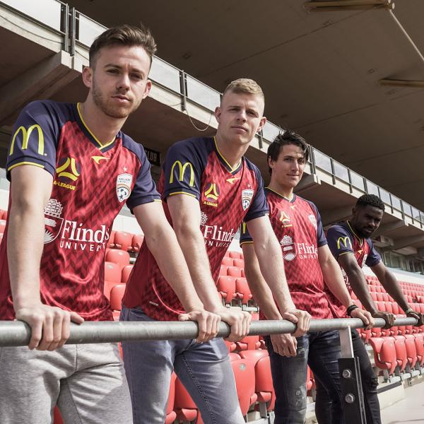 Adelaide United Home Jersey 2020/21