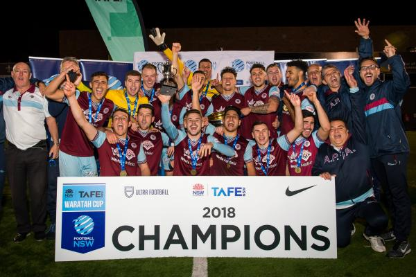 APIA Leichhardt - pic courtesy of Football NSW
