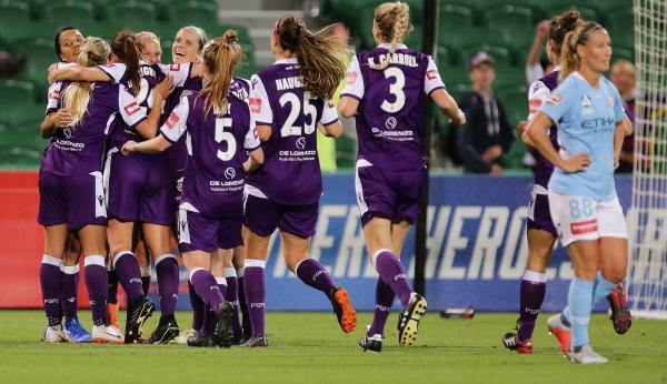 Perth Glory's Westfield W-League 2019/20 Season Draw