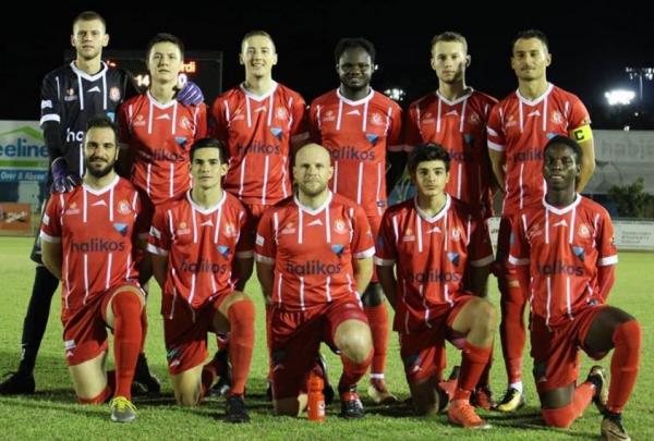 Darwin Olympic FFA Cup