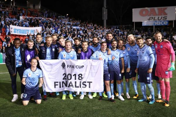 The Sky Blues have the chance to become the first team to win back-to-back FFA Cup titles.