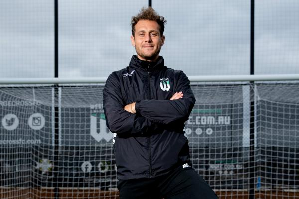 Welcome to Western United FC Alessandro Diamanti