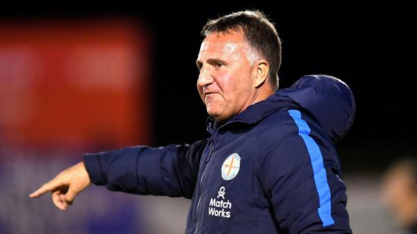 Warren Joyce says Melbourne City are relishing the chance to face Sydney FC in the FFA Cup.