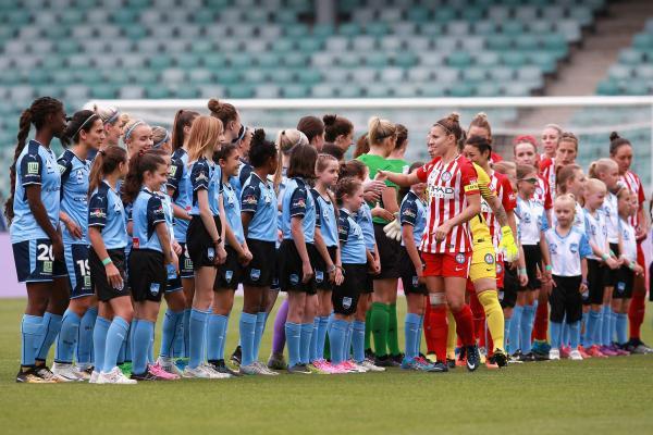 Sydney FC v Melbourne City