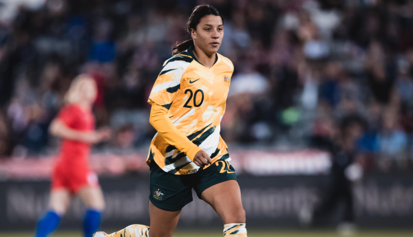 Sam Kerr vs USA