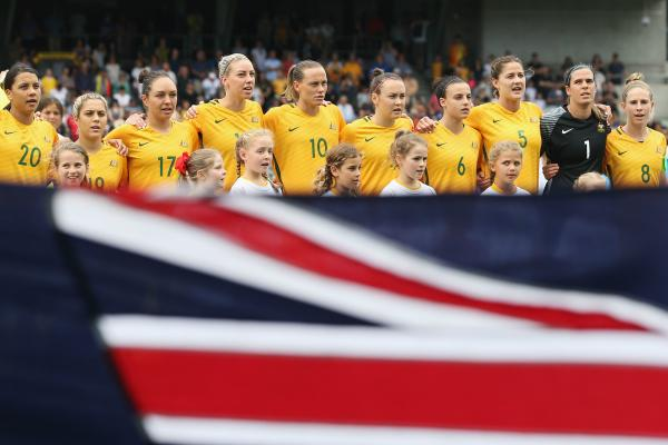 Matildas anthem
