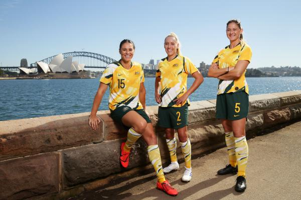 Westfield Matildas 2019 FIFA Women's World Cup squad announcement