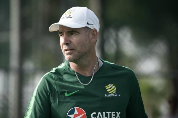 Caltex Socceroos assistant coach Ante Milicic