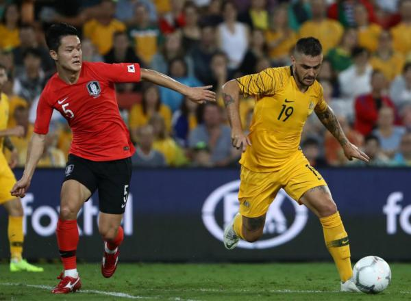 Fresh start helps Risdon rediscover his Caltex Socceroos form