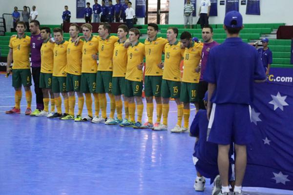 Futsalroos canter past Indonesia