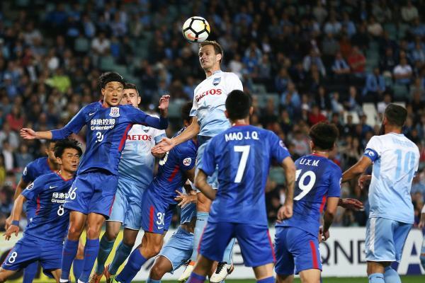 Sydney FC v Shanghai Shenhua