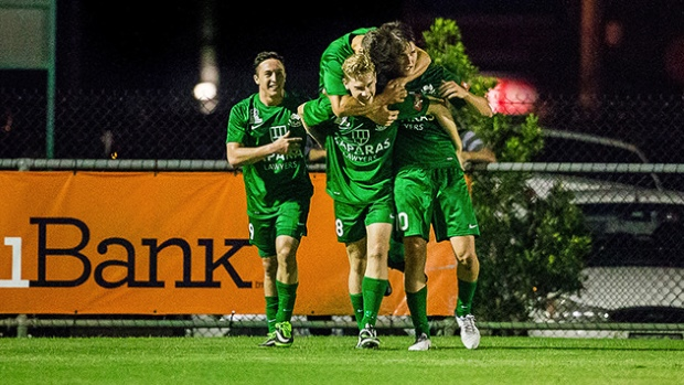 Bentleigh Greens notched up a first up win against North Geelong Warriors.